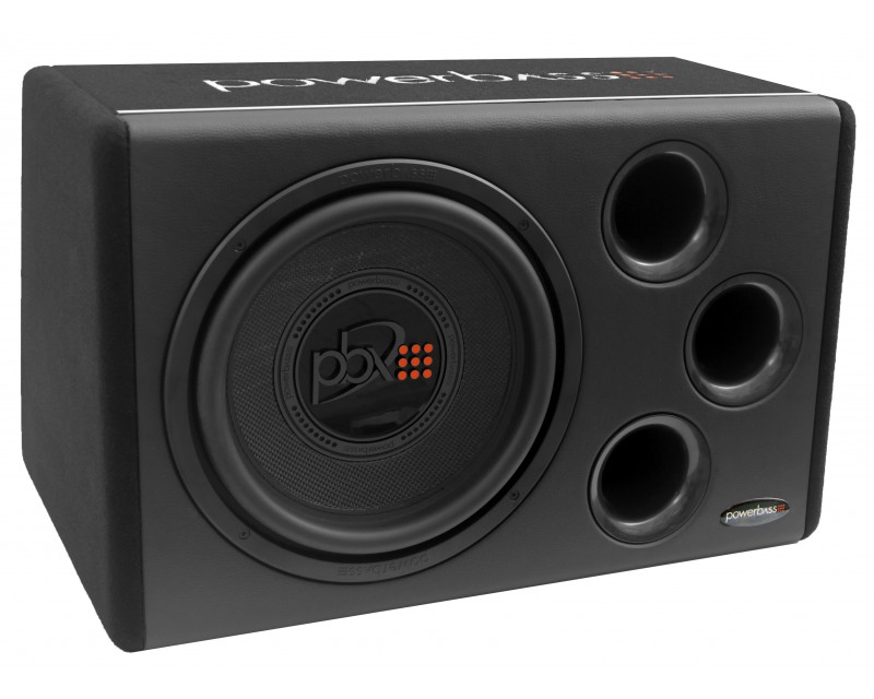 POWERBASS - 2XL1240D+KUTU - 450 WATT RMS - 30CM
